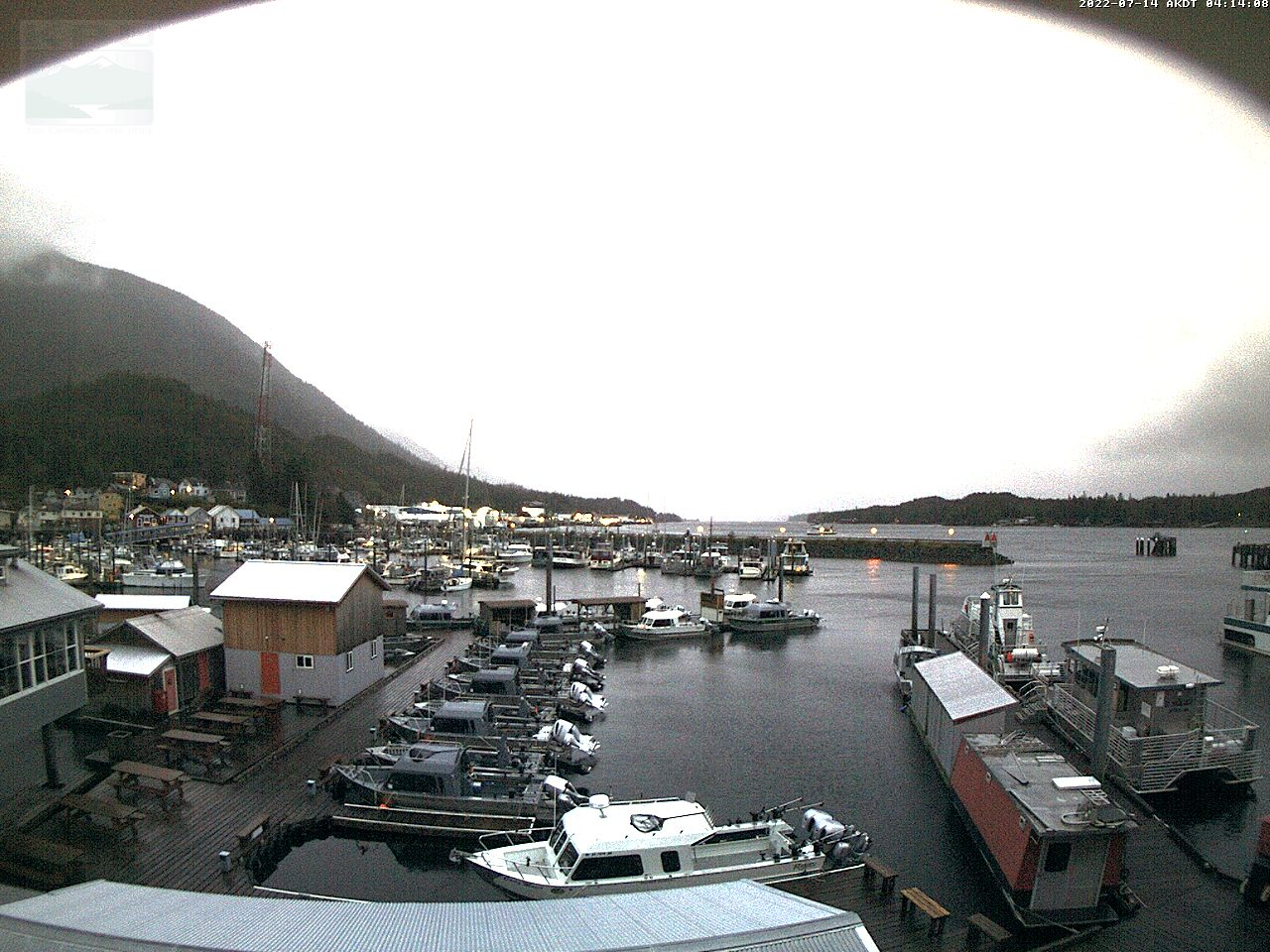 Alaska Fish House Webcam