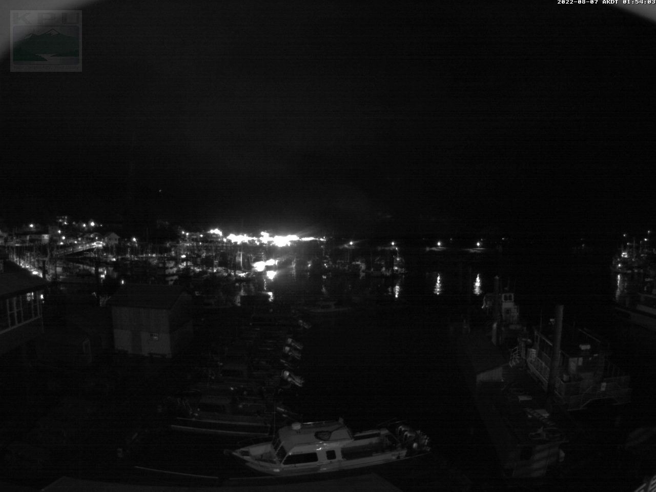 Salmon Landing WebCam