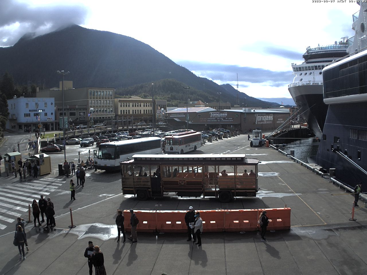 Ketchikan webcam 